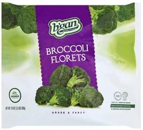 b'gan Broccoli Florets