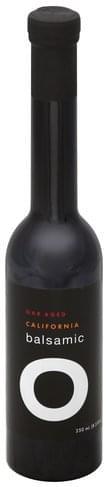 O Olive Oil California, Oak Aged Balsamic - 8.5 oz