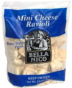Bella Nico Mini Cheese Ravioli