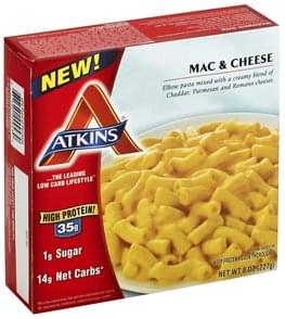 Atkins Mac & Cheese