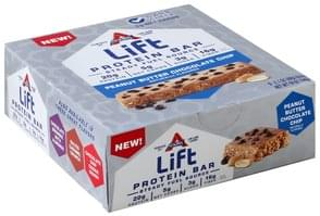 Atkins Protein Bar Peanut Butter Chocolate Chip