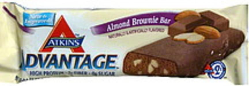 Atkins Almond Brownie Bar