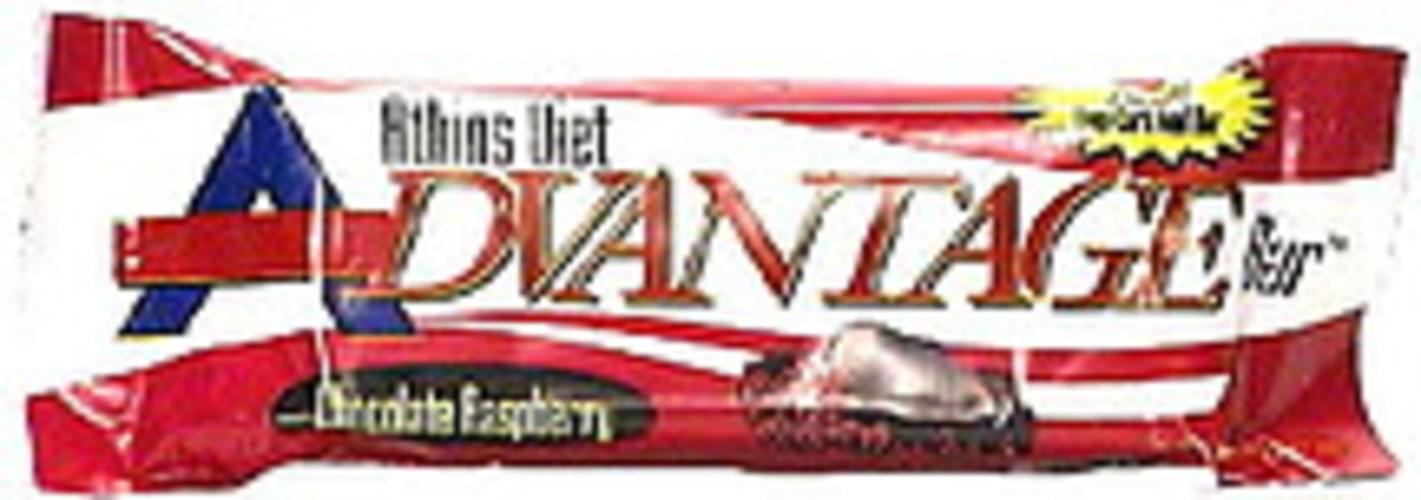 Atkins Chocolate Raspberry Bar - 2.11 oz