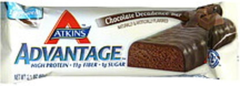 Atkins Chocolate Decadence Bar