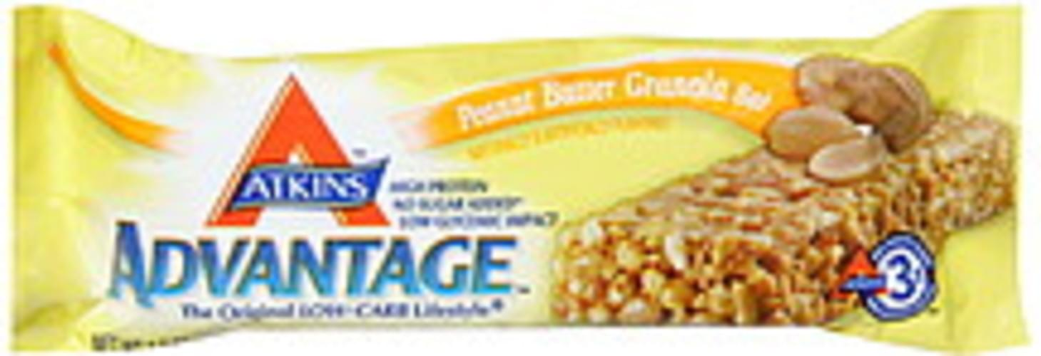 Atkins Peanut Butter Granola Bar - 1.7 oz