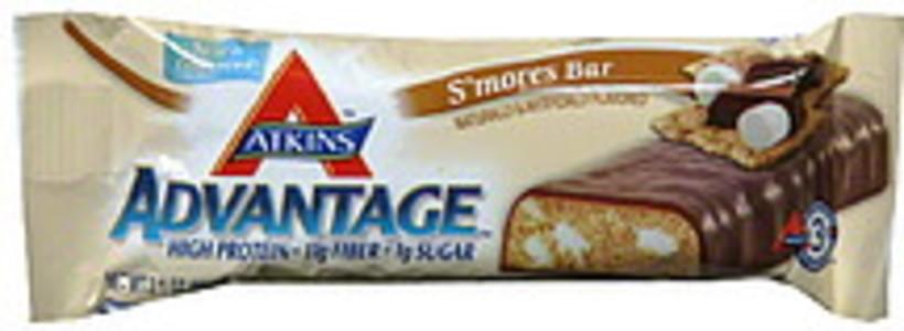Atkins S'mores Bar