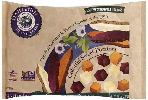 Stahlbush Island Farms Colorful Sweet Potatoes - 10 oz