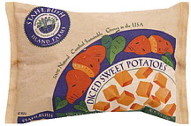 Stahlbush Island Farms Diced Sweet Potatoes - 10 oz