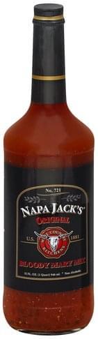 Napa Jacks Original Bloody Mary Mix - 32 oz
