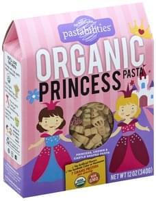 Pastabilities Pasta Organic, Princess Shapes
