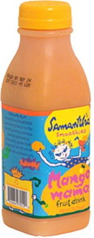 Samantha Fruit Drink, Mango Mama  - 15.2 oz