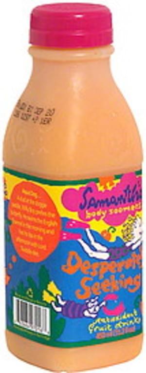 Samantha Fruit Drink, Desperately Seeking C - 15.2 oz