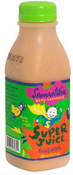 Samantha Fruit Drink, Super Juice