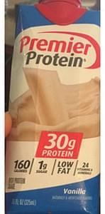 Premier Protein Protein Shake Vanilla