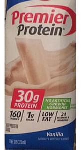 Premier Protein High Protein Shake Vanilla