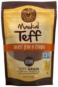 Maskal Teff Teff Grain Brown