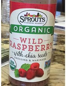 Sprouts Farmers Market Dressing & Marinade with Chia Seeds