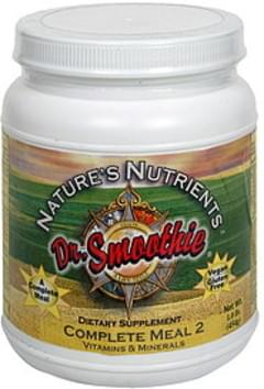 Dr Smoothie Complete Meal 2 with Vitamins & Minerals
