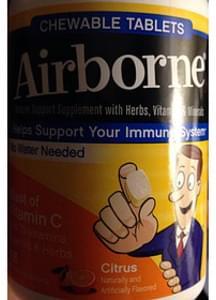 Airborne Blast of Vitamin C Citrus
