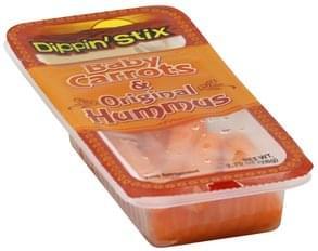 Dippin Stix Baby Carrots & Hummus Original