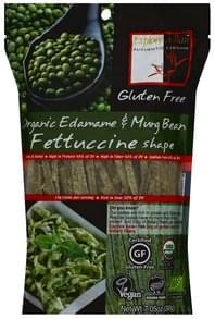 Explore Asian Edamame & Mung Bean Organic, Fettuccine Shape