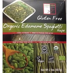 Explore Asian Organic Edamame Spaghetti Shape