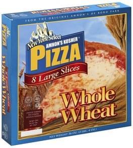 Amnons Kosher Pizza Whole Wheat