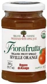Rigoni di Asiago Fruit Spread Organic, Seville Orange