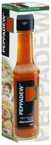Peppadew Pepper Sauce Sweet Piquante, Hot