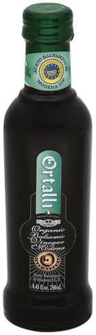 Ortalli Balsamic, Moderna, Organic Vinegar - 8.45 oz