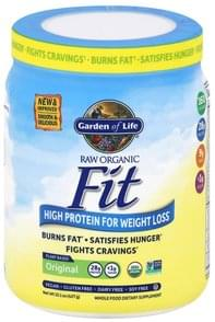 Garden of Life High Protein for Weight Loss, Organic, Original