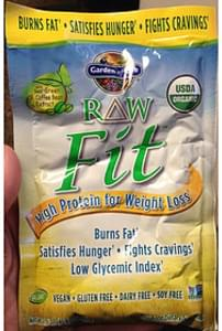 Garden of Life Raw Fit Powder Packet