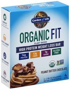 Garden Of Life High Protein Bar Weight Loss, Peanut Butter Chocolate