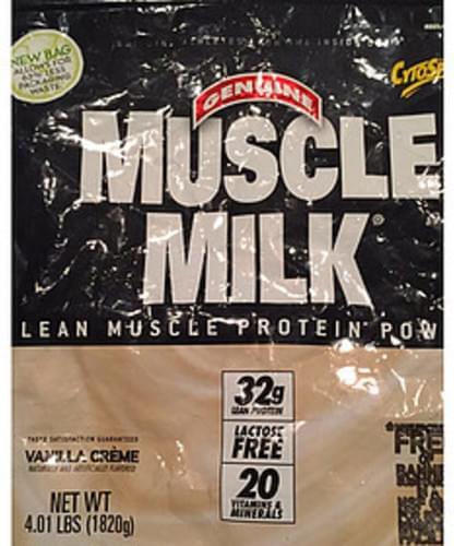 Cytosport Vanilla Creme Muscle Protein Powder - 70 g