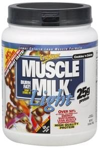 Cytosport Lower Calorie Lean Muscle Formula Cookies 'n Creme