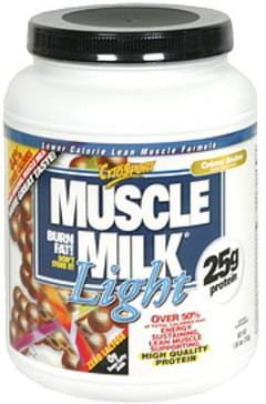Cytosport Muscle Milk Light, Creme Brulee, Vanilla Caramel Swirl