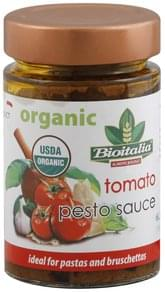 Bioitalia Pesto Sauce Tomato