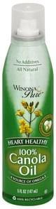 Winona Pure Canola Oil 100%