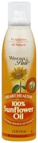 Winona Pure Sunflower Oil 100%