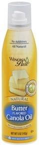 Winona Pure Canola Oil Butter Flavored