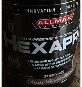 All Max Nutrition Decadent Chocolate Milkshake