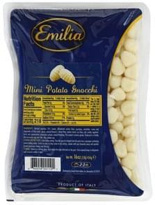 e03501ab29781 Bartenura Potato Dumplings Gnocchi - 16 oz, Nutrition Information ...