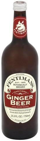 Fentimans Traditional Ginger Beer - 25.3 oz