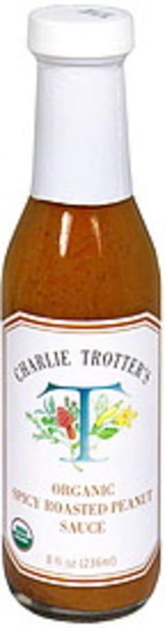 Charlie Trotters Organic Spicy Roasted Peanut Sauce