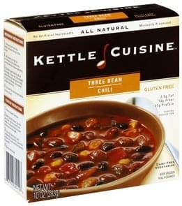 Kettle Cuisine Chili Three Bean