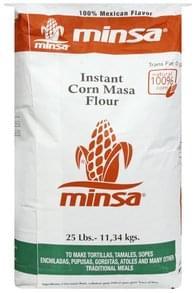 Minsa Corn Masa Flour Instant