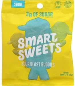 Smart Sweets Candy Sour, Blast Buddies