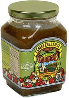 Gardunos Salsa Green Chile, Medium
