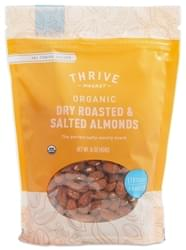 Thrive Market Organic Dry Roasted & Salted Almonds
