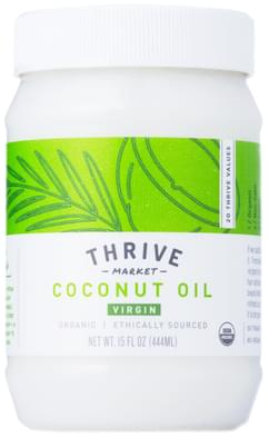 Thrive Market Virgin Coconut Oil Organic Virgin Coconut Oil - 15 oz